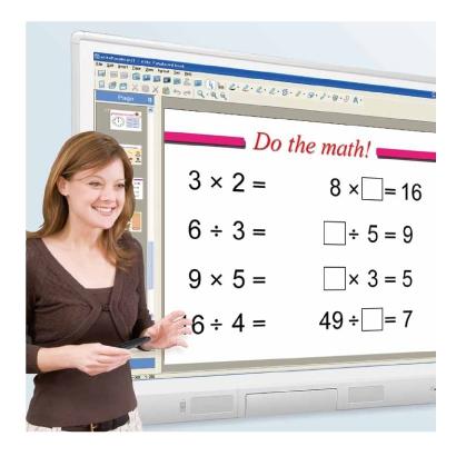 Bảng điện tử thông minh T-Board 82inches