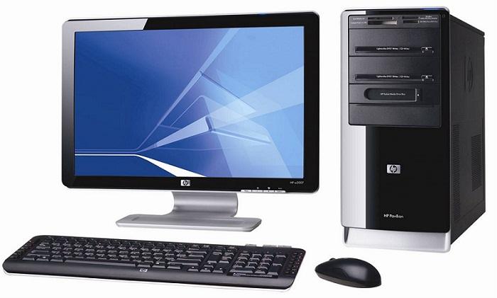Máy tính để bàn HP 550-172L P4M89AA - Core i5 6400/ 8Gb/ 1Tb
