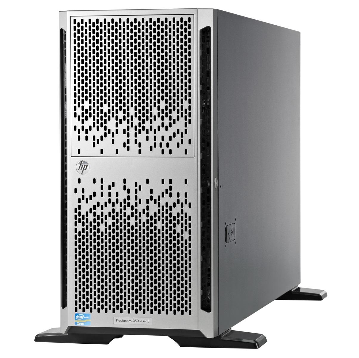 Máy chủ HP ML350P SFF Gen8-2620V2 Tower