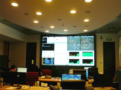 Hệ thống màn hình ghép NEC Video Wall